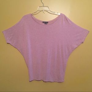 VINCE BLUSH TUNIC W/DOLMAN SLEEVES SIZE SMALL